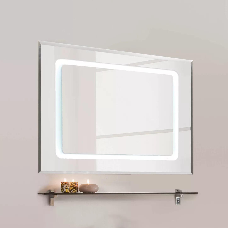 Зеркало с подсветкой и розеткой схема подключения